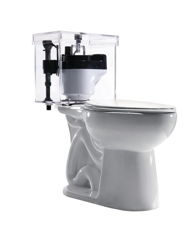 New Advances in Water-Saving Toilets - Products, Bath, Toilets - Builder Magazine