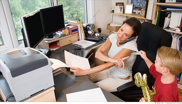 Claiming Home-Office Deduction Simplified
