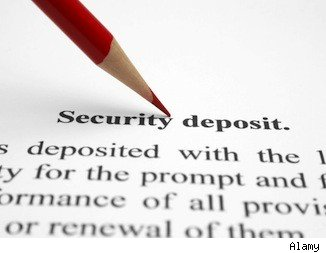 Security Deposit: 1 In 4 Don't Get Back