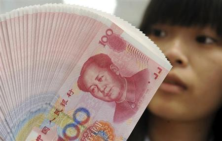 US Concerns Over China's Currency Fade
