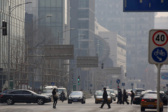 What Construction Boom? Beijing Running Out of Office Space - China Real Time Report - WSJ