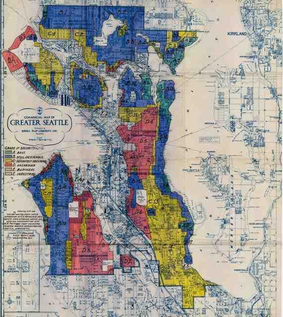Wing Luke Museum exhibit explores Seattle's legacy of redlining